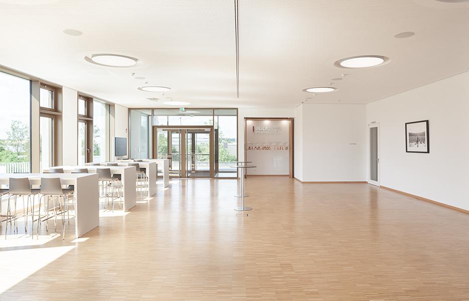 Audi Pro_Foyer