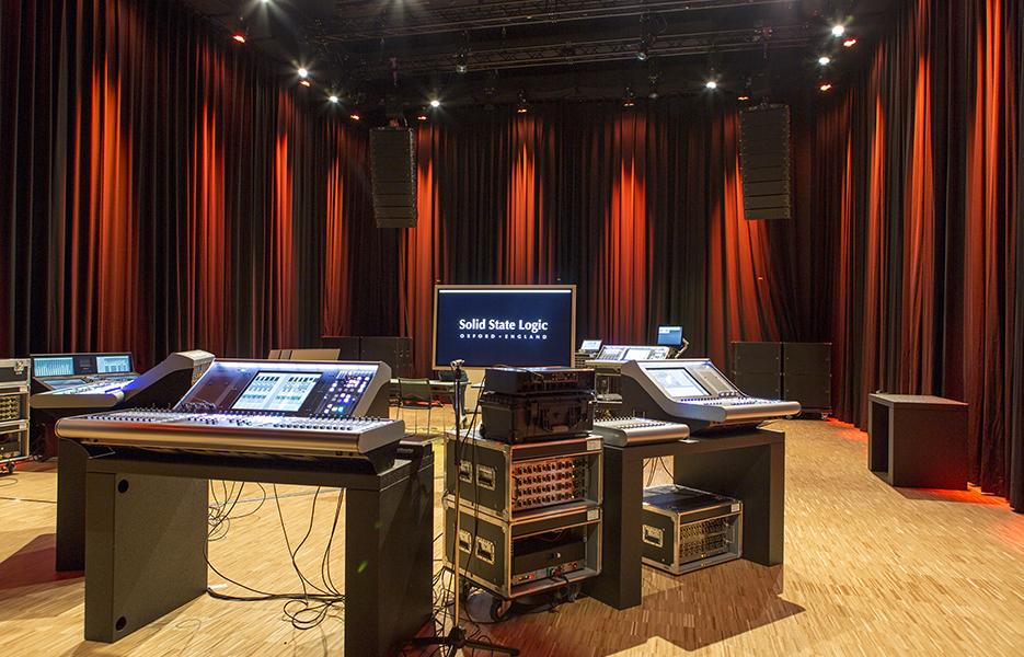 Audio Pro_Demosaal