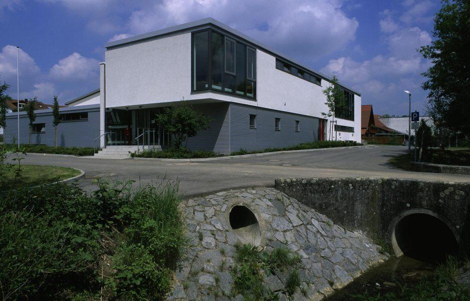 Feuerwache Kirchhardt Ansicht2