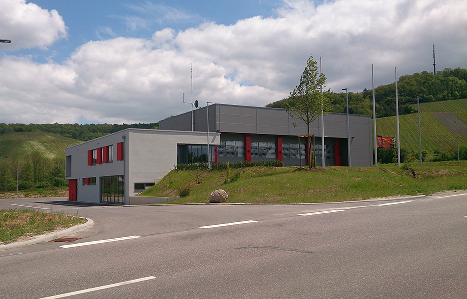 Feuerwehr Eschenau Strassenfassade_1