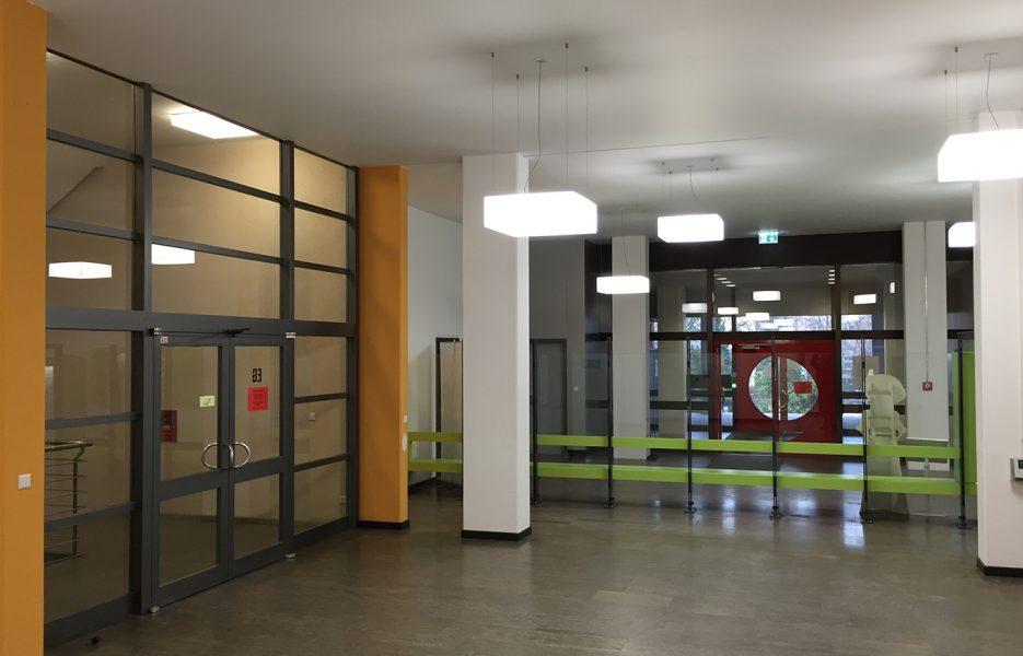 Finanzamt Heilbronn Foyer 3