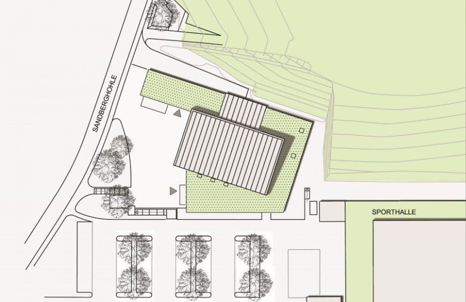 Flein Kulturhalle_Lageplan (Andere)