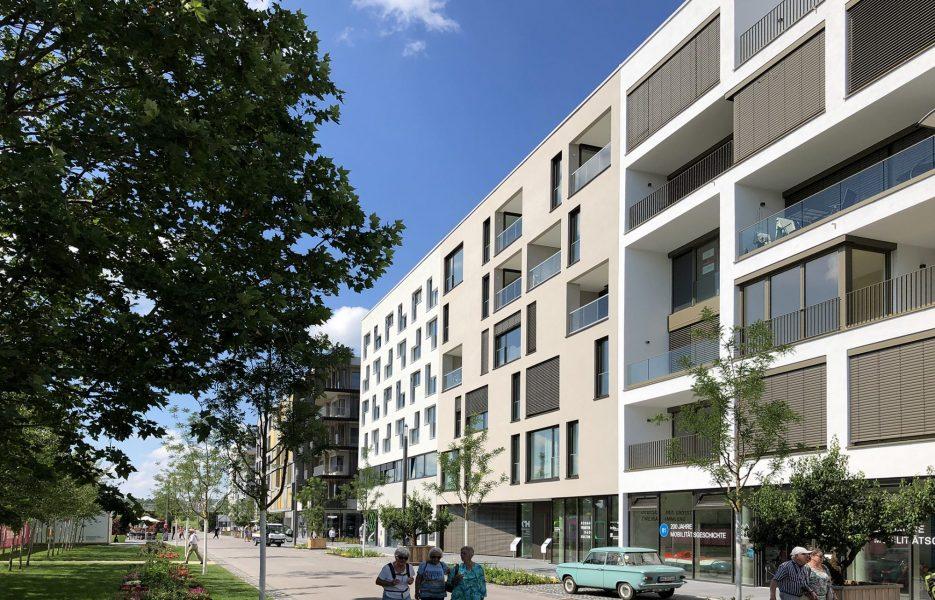 Bürositz KTH-Architekten, Heilbronn
