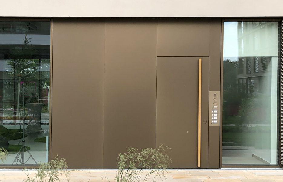 KTH Architekten J4_Eingangselement 2