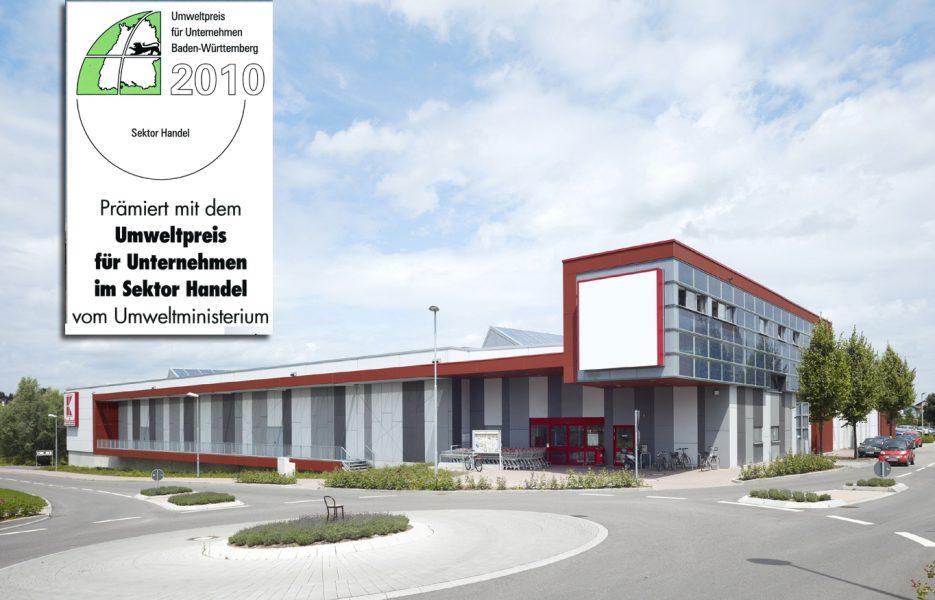 Kaufland Eppingen Fassade 1