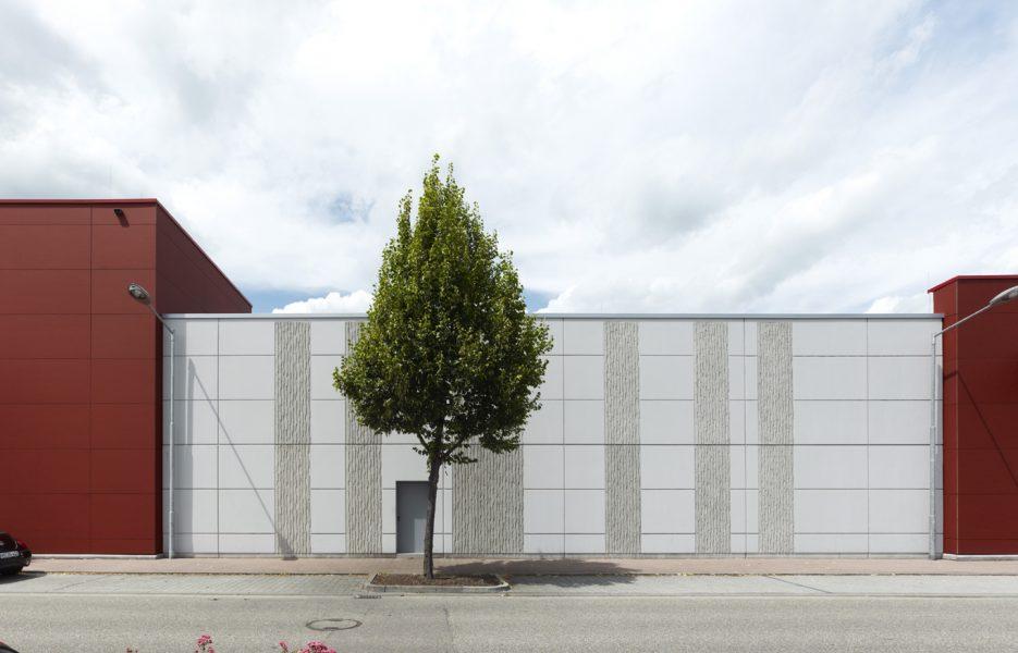 Kaufland Eppingen Fassade 2