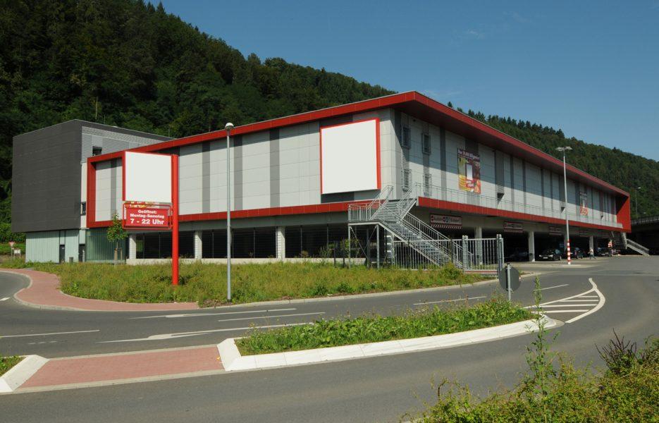 Kaufland Wertheim Aussenansicht 1