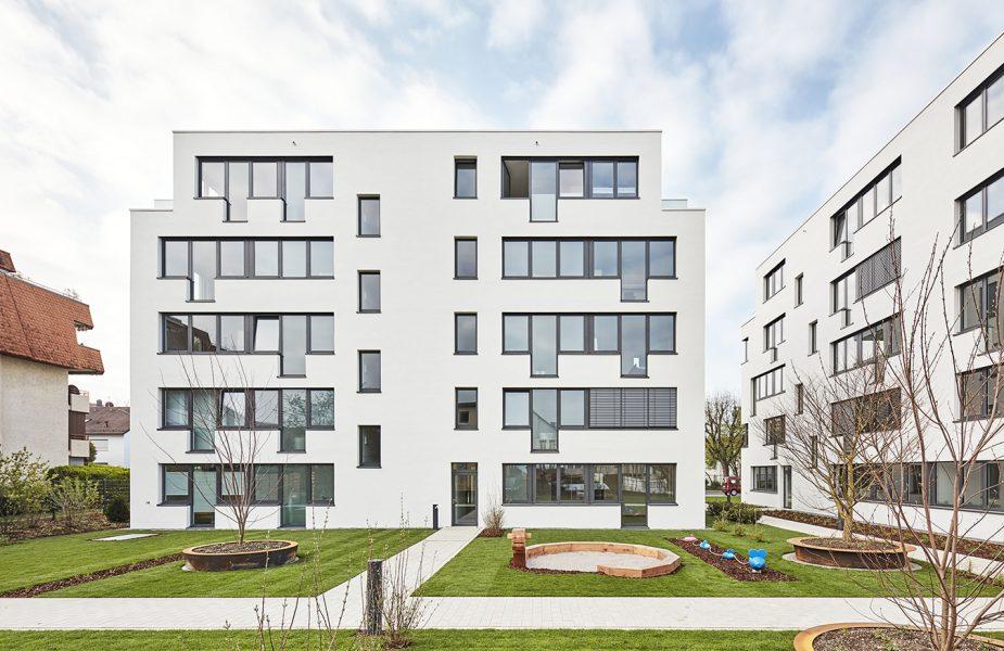 Lerchenhof Heilbronn_Lageplan
