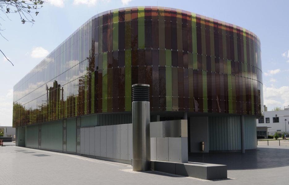 SE-Zentrum Eingang