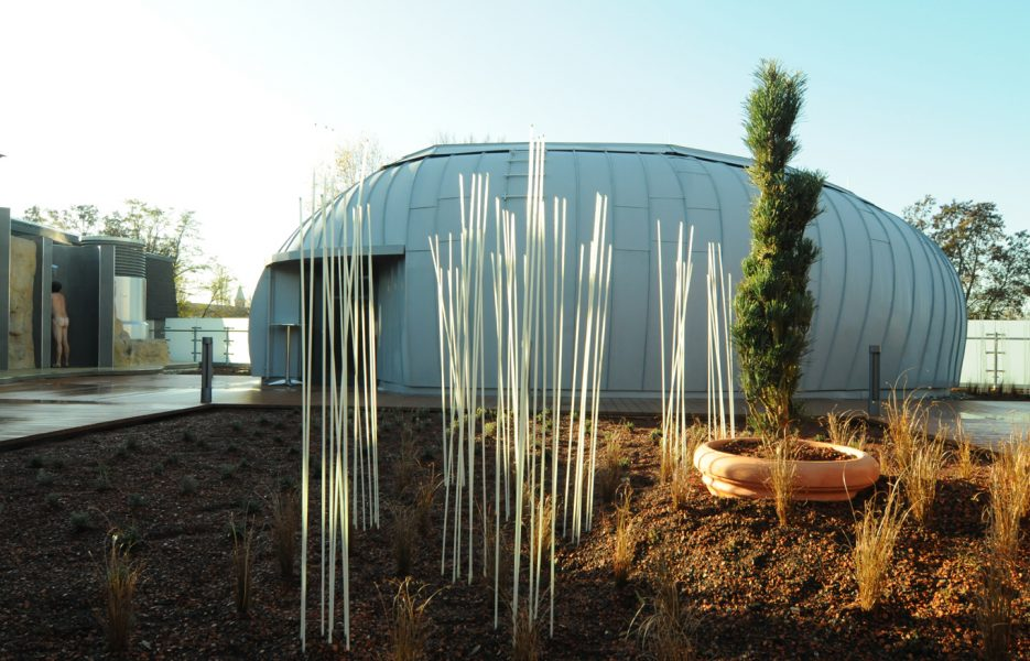 Soleo Dachgarten