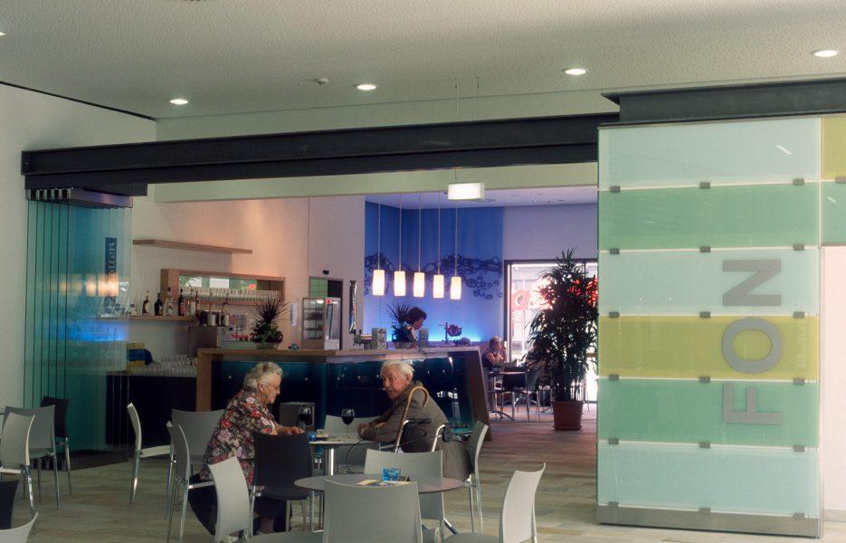 Vitusbad Bistro Foyer
