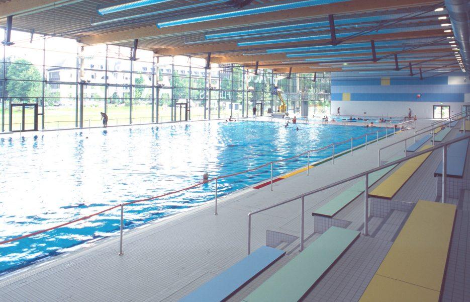 Vitusbad Sportbereich
